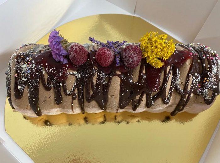 Frozen Happiness - Sweet Delights dessert